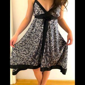 Gorgeous Print Slip Dress